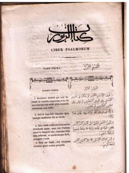Libri psalmorum David Regis et Prophetae