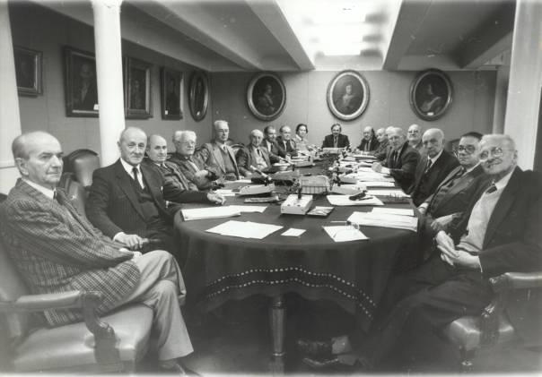 L'Académie en 1989