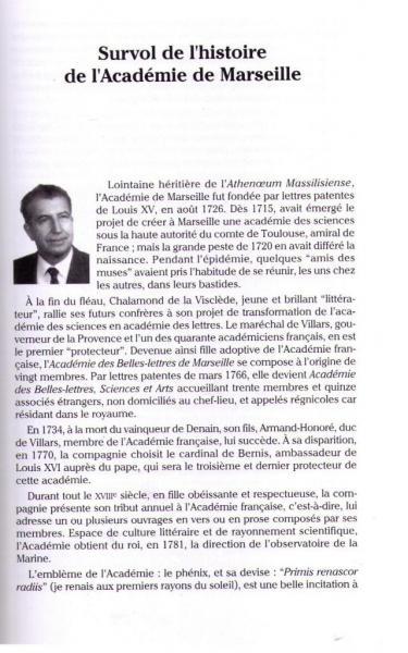 Histoire Académie 1