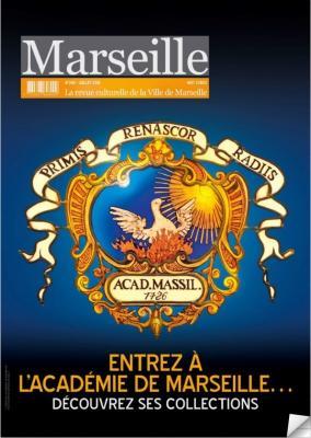 Revue Marseille 2015 - Découvrir les collections de l'Academie