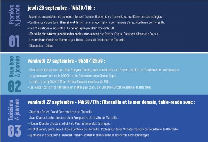 Septembre en mer 2019 programme
